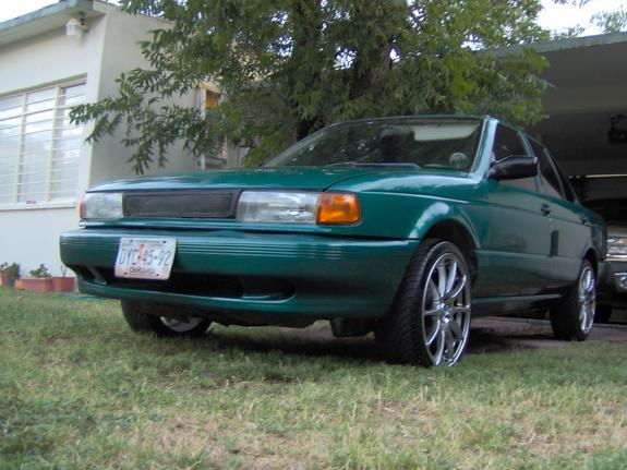 Elymetal 1994 Nissan Sentra Specs Photos Modification