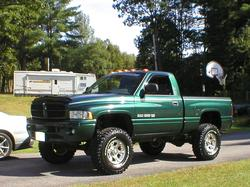 99greenram 1999 Dodge Ram 1500 Regular Cab