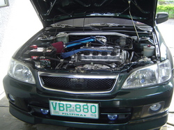 myhondacity 2001 Honda City