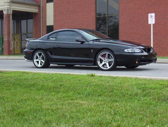 Another BlackVNM 1998 Ford Mustang post... - 4695996