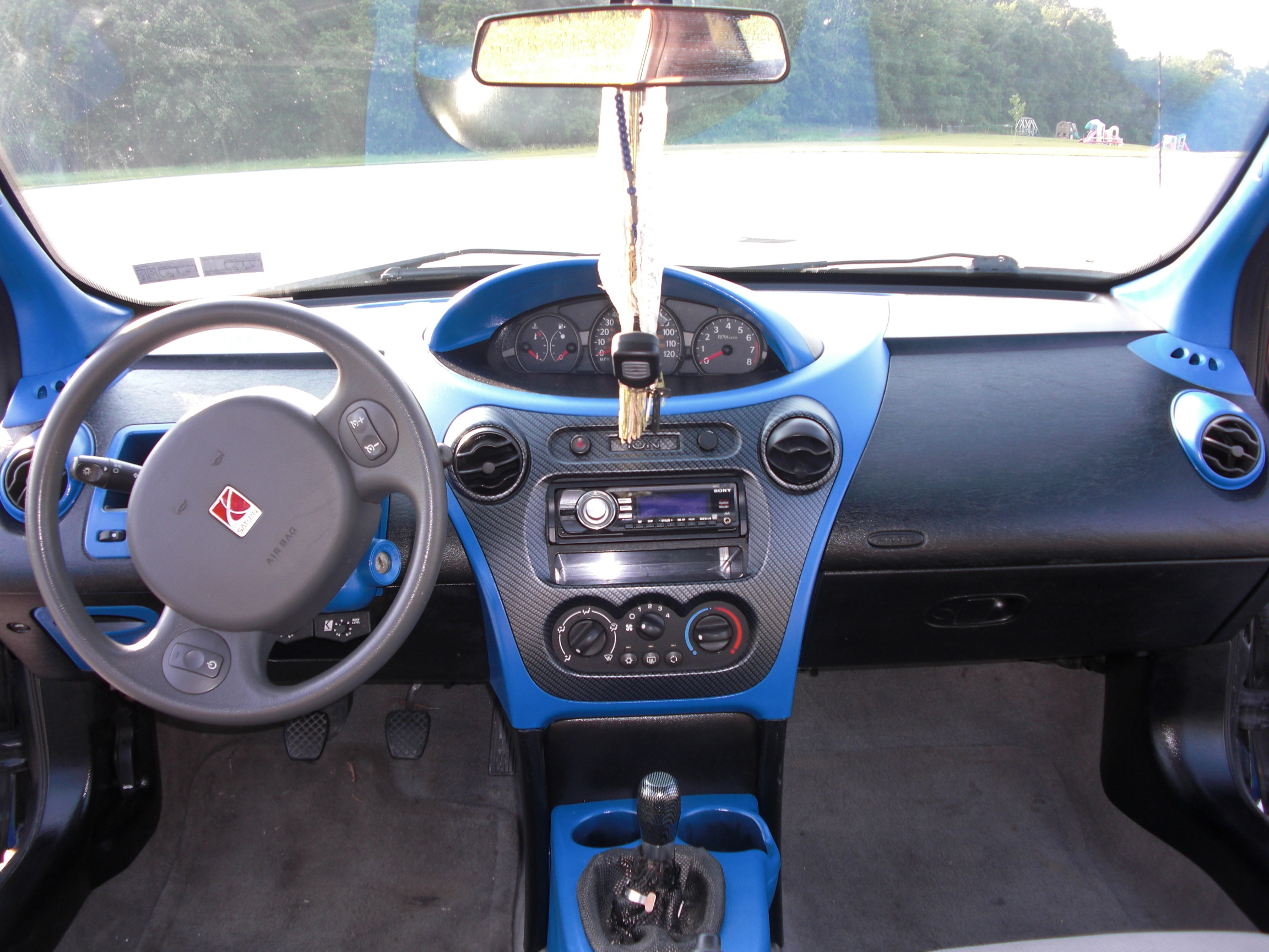 Another nitrousionman 2004 saturn ion post1370540 by nitrousionman heres the custom interior that im working on myself why pay for it vanachro Choice Image