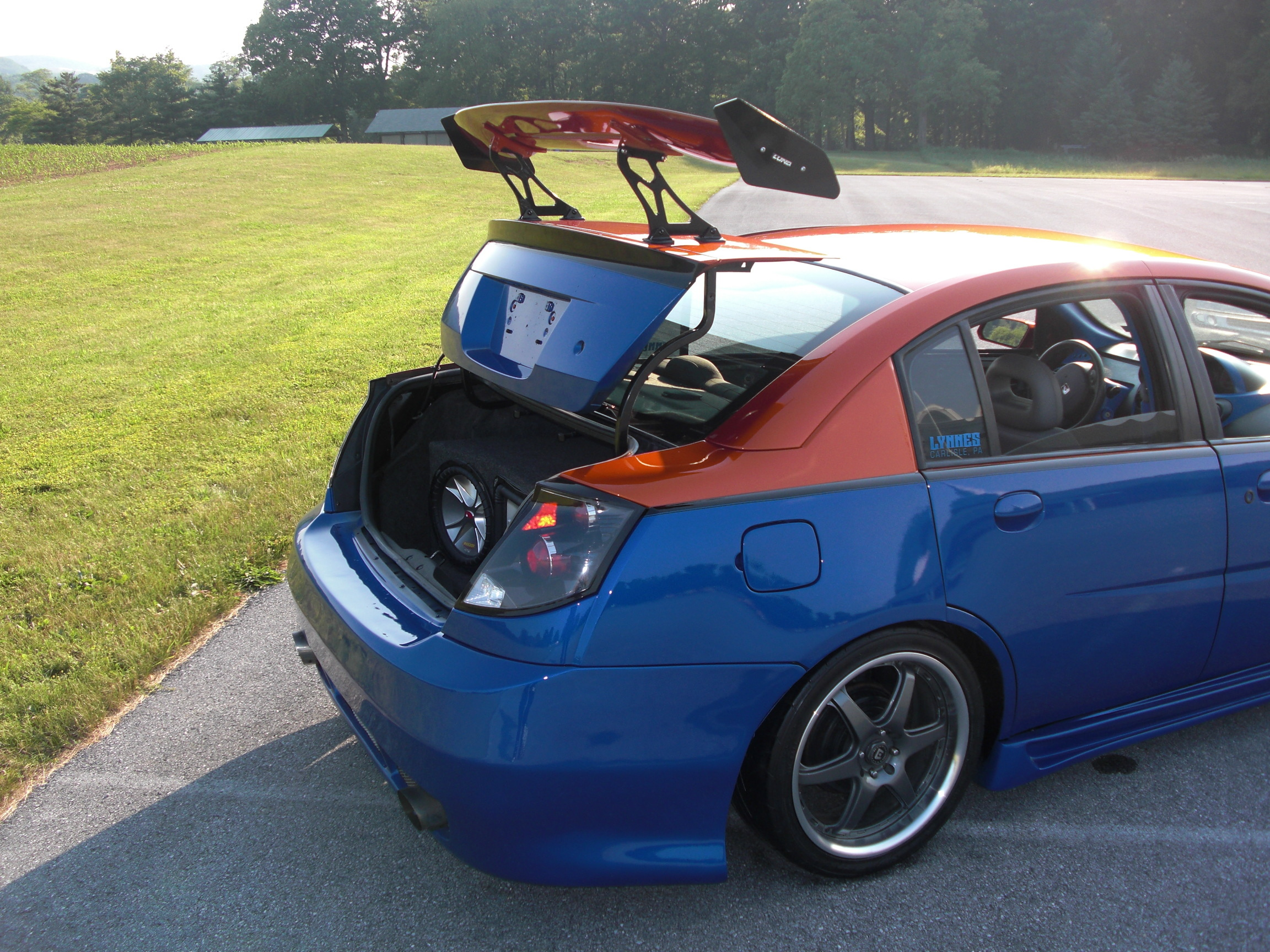 Another nitrousionman 2004 Saturn Ion post... - 4699635
