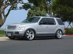 twenty2zs 2002 Ford Explorer