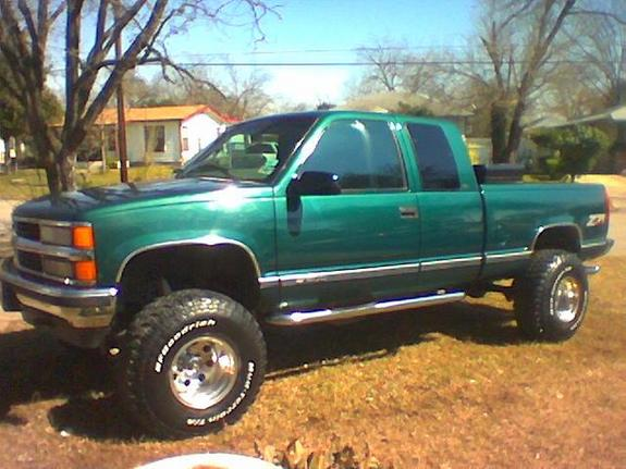 Strstrip S 1998 Chevrolet C K Pick Up Page 3 In San