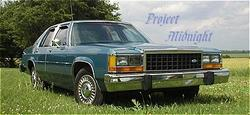 MidnightVic 1987 Ford LTD Crown Victoria