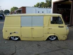 Another layinrocker 1965 Ford Econoline E150 Passenger post... - 4701281