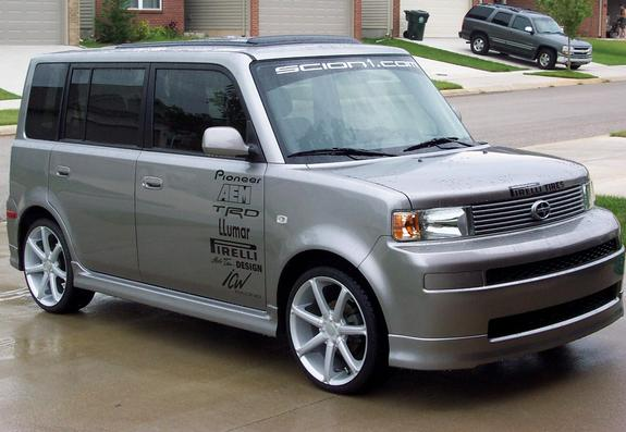 mullis44 2005 scion xb specs photos modification info at. Black Bedroom Furniture Sets. Home Design Ideas