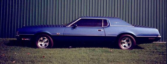 Tminus 1972 Ford Thunderbird Specs Photos Modification