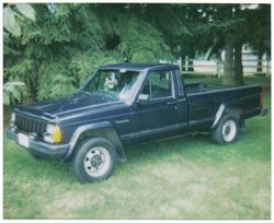 Madmax286s 1989 Jeep Comanche Regular Cab