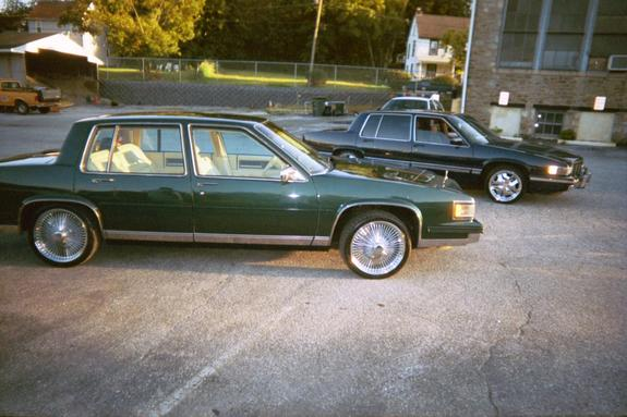 preemo 1988 cadillac deville specs photos modification. Cars Review. Best American Auto & Cars Review