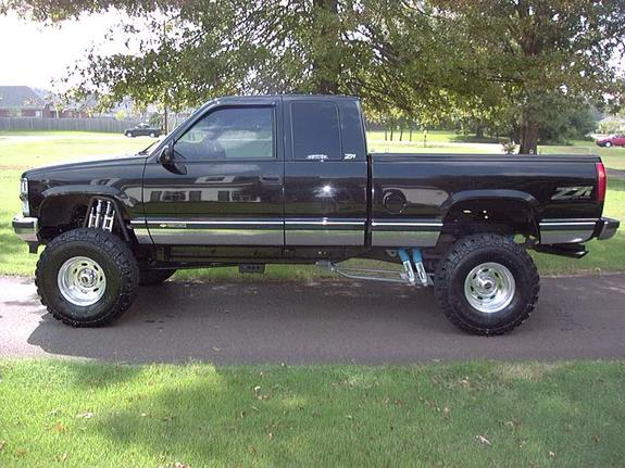 x10wakerider 1996 chevrolet silverado 1500 regular cab. Black Bedroom Furniture Sets. Home Design Ideas