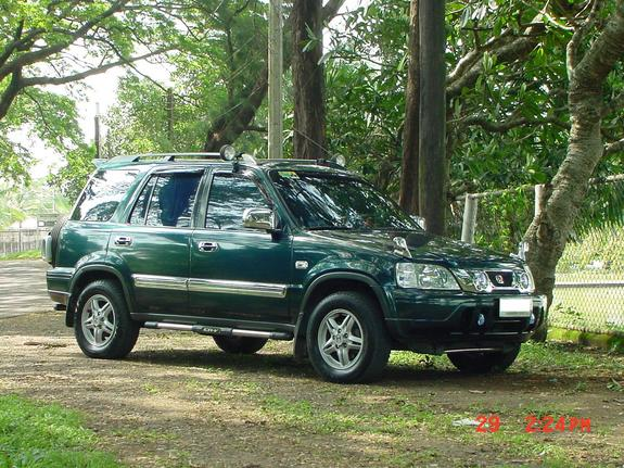 Autobeat 1998 Honda Cr V Specs Photos Modification Info