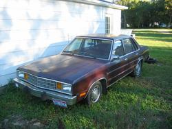 squicksilver 1980 Ford Fairmont