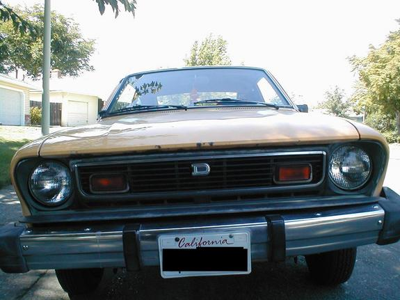 Faction500 1978 Datsun B210 4710209