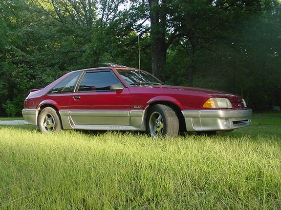 Another offrdrange 1990 Ford Mustang post... - 4710281