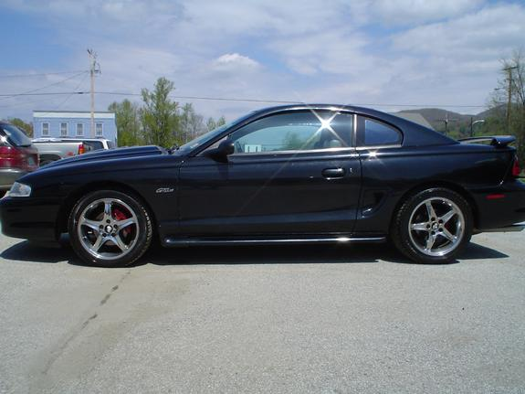 Another Udtbadkarma 2002 Ford Mustang post... - 4715055