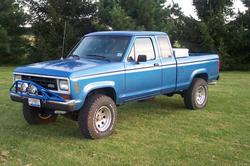 BiggJake88 1987 Ford Ranger Regular Cab