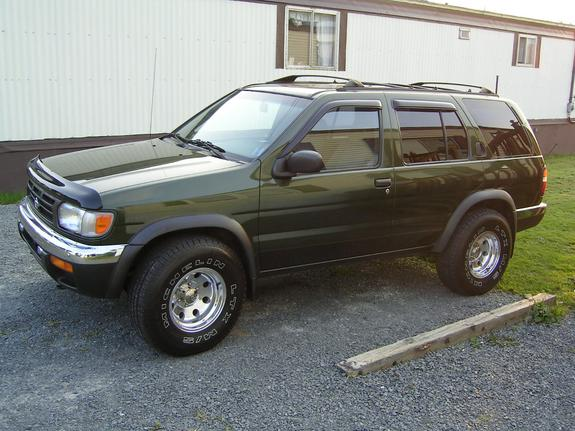 Jojos Pathy 1998 Nissan Pathfinder Specs  Photos  Modification Info At Cardomain