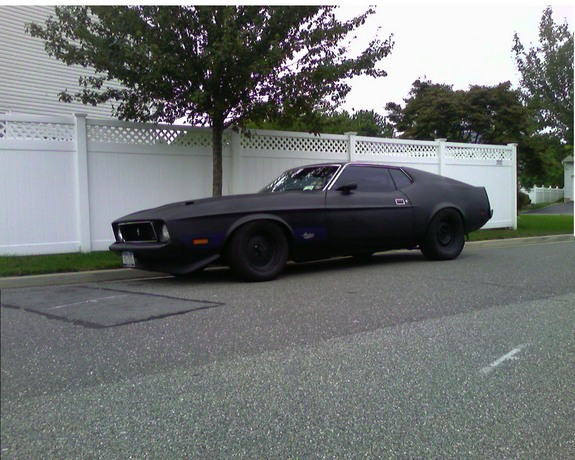 deathcfhrattle 1973 Ford Mustang Specs, Photos ...