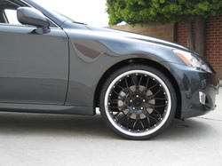 Blk202 2006 Lexus IS