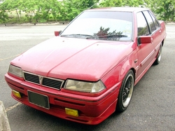 RayonDaineses 1992 Proton Saga