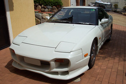 Shtaafs 1993 Nissan 180SX