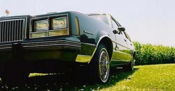 BonnieBrougham 1983 Pontiac Bonneville