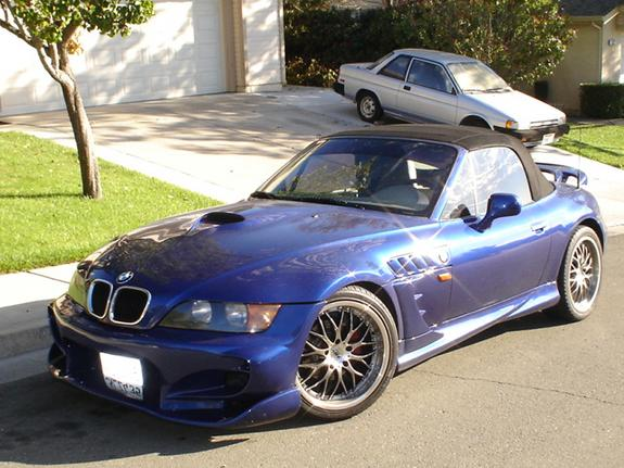 Djbadassz3 1997 Bmw Z3 Specs Photos Modification Info At Cardomain