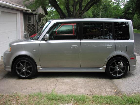 fatchris6666 2005 scion xb specs photos modification. Black Bedroom Furniture Sets. Home Design Ideas