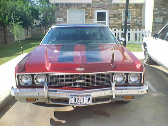 Another NutnNyce 1973 Chevrolet Caprice post... - 4723683