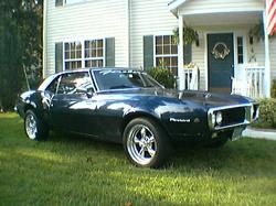 bs68fbirds 1968 Pontiac Firebird