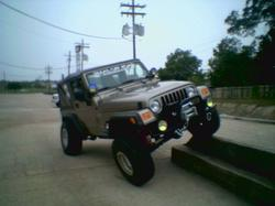 Stankerics 2005 Jeep CJ5