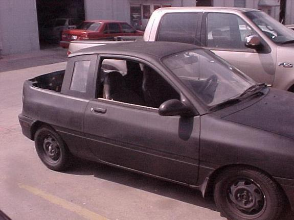 Asmoduce 1994 Ford Aspire