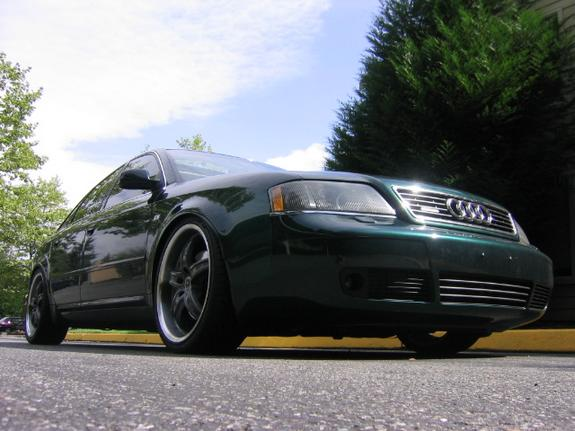 pes supercharged 1998 audi a6 specs photos modification info at cardomain. Black Bedroom Furniture Sets. Home Design Ideas