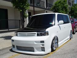 215BOX 2006 Scion xB