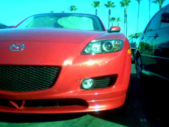 chellyster 39 s 2004 mazda rx 8 in bakersfield ca. Black Bedroom Furniture Sets. Home Design Ideas
