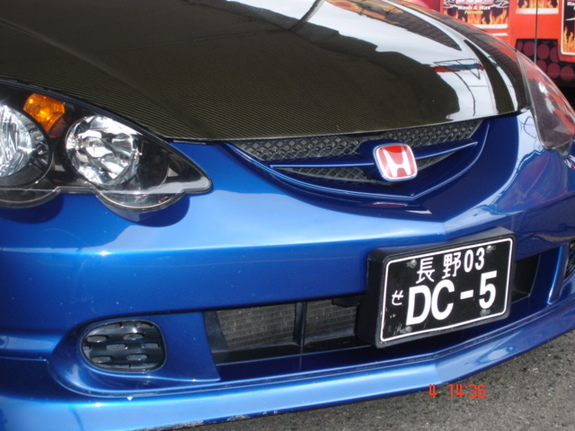 dc5type_r 2003 Acura RSX Specs, Photos, Modification Info at