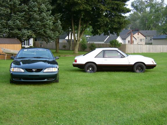 Another beheivjer 1979 Ford Mustang post... - 4736610
