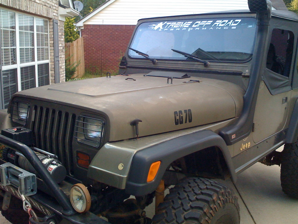 Good Another Jdbanjo321 1991 Jeep YJ Post...   4740227