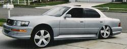 germainsandoval2s 1990 Lexus LS