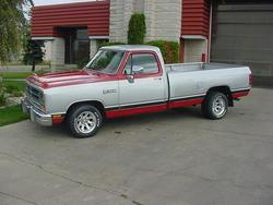 custjs 1988 Dodge Ram 1500 Regular Cab