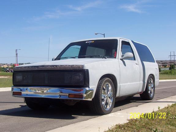 john93mazda 1986 GMC Jimmy