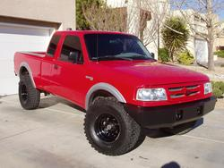 Buck1022s 1996 Ford Ranger Regular Cab
