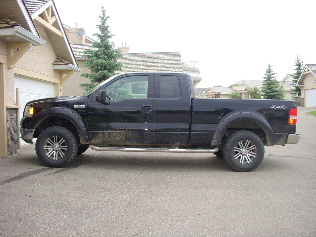 camakzi 2004 ford f150 regular cab specs photos modification info at cardomain. Black Bedroom Furniture Sets. Home Design Ideas
