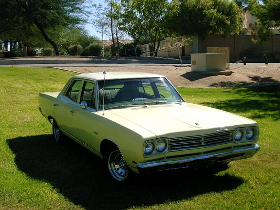 bananaboat480 1969 Plymouth Satellite 4748121