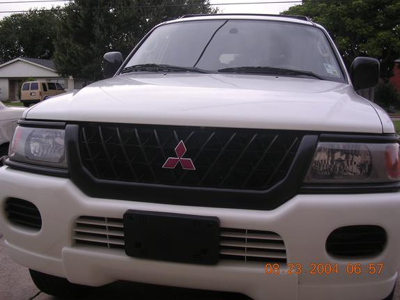 Another Klean2oooMS 2000 Mitsubishi Montero Sport post... - 4748721