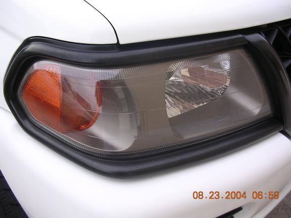 Another Klean2oooMS 2000 Mitsubishi Montero Sport post... - 4748728