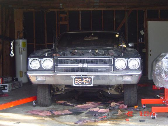 Another 427chevelle 1970 Chevrolet Chevelle post... - 4751925