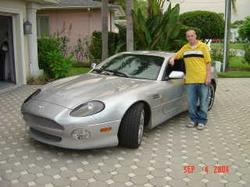RoadMasterOnDss 2003 Aston Martin DB7