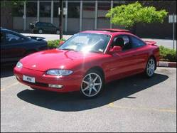 CardinalBiggless 1992 Mazda MX-6